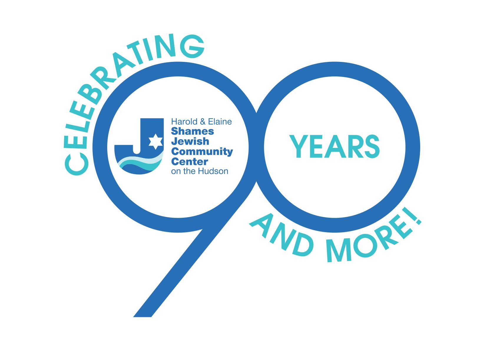 90th Logo